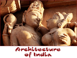 Architecture of India Banner